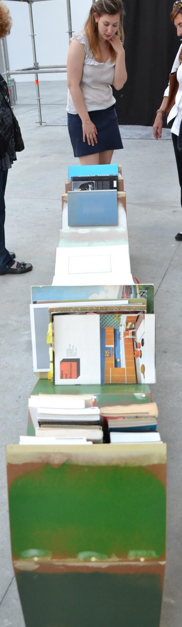 Au service des visiteurs des photocopie choisies par les visiteurs. Goofypress Courtoisie Goofypress/Julien Villaret