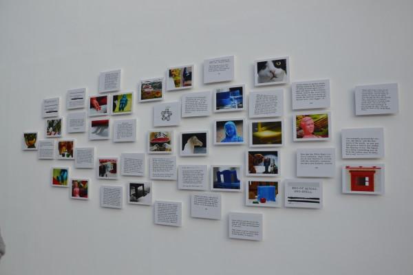 Allen Ruppersberg. Courtoisie de l'artiste et galerie Air de Paris, Paris