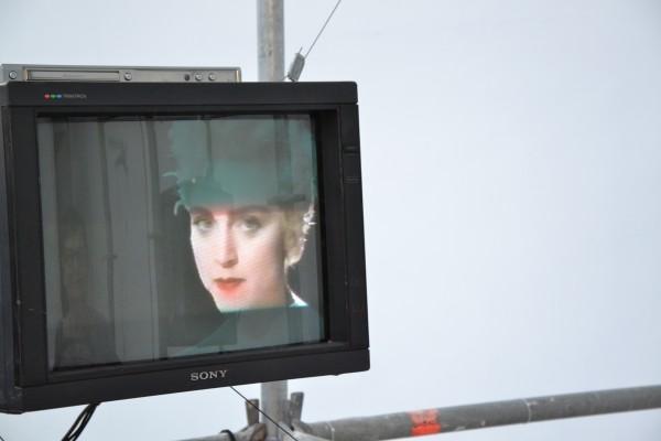 Un des écrans de la vidéo de Candice Breitz. Collection de la fondation ARCO/IFEMA - CA2M, Madrid